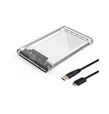 Case USB per hard disk sata 25