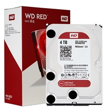 HD Wd 4T red