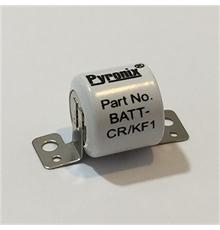Batteria Pyronix CR-KF1 con lamelle