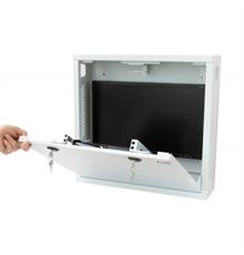 Box di sicurezza per DVR e sistemi di videosorveglianza Grigio 2