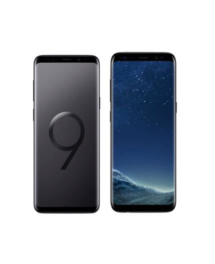 S9 plus nero