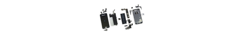 Parti originali e compatibili per dispositivi iPhone, batterie originali apple, display Tianma AAA+